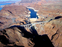 Hoover Dam by mitsubishiman
