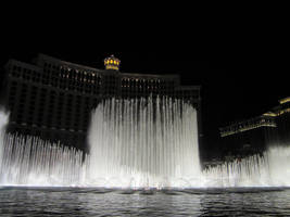 The Fountains of Bellagio by mitsubishiman