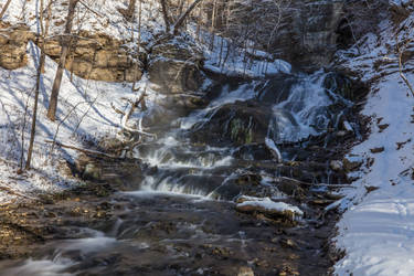Dunning's Springs, January 1, 2019 by mitsubishiman