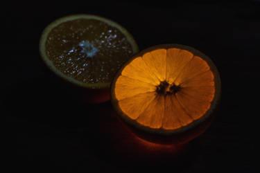 Illumination Orangeification by mitsubishiman
