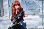 Agent of SHIELD? by darkelf205