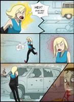 Zombie Killers Pg18 by MinorDiscrepancy