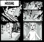 Missing by MinorDiscrepancy