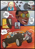 Zombie Killers Pg34 by MinorDiscrepancy