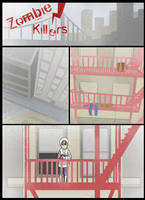 Zombie Killers Page 42 by MinorDiscrepancy