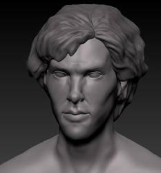 Benedict Sculpt by MinorDiscrepancy