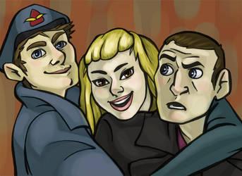 Selfie2 by MinorDiscrepancy