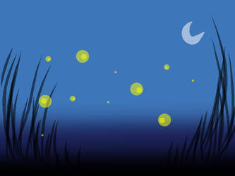 Fireflies by Skeletal-Studios