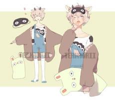 [OTA-CLOSED] Random Adopt 2: Sleepy Baby by teakaorii