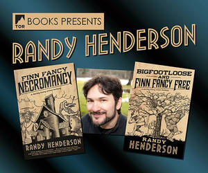 Randy Henderson 5x6 by latchkey-artist