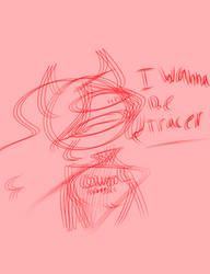 i wANNA BE TRACER by IAmACrazyRedHead