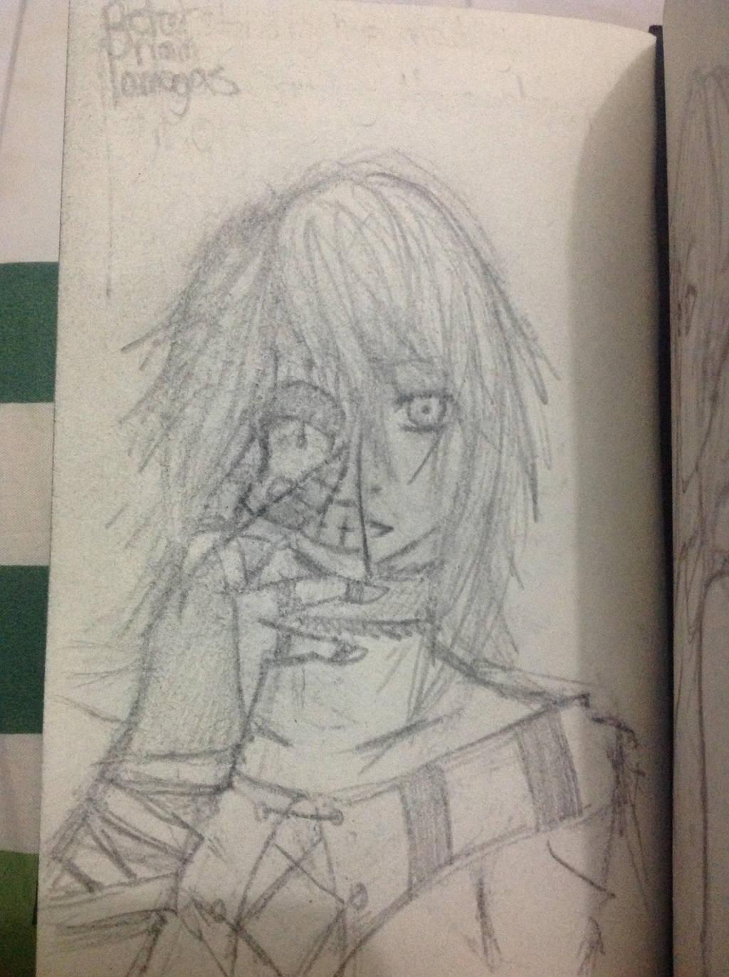 Karakuri Pierrot by Demon-Shinob1