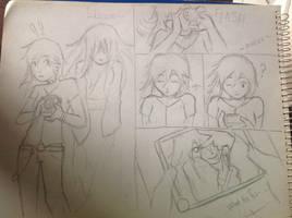 Fatal frame moment by Demon-Shinob1