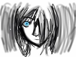 First digital art by Demon-Shinob1