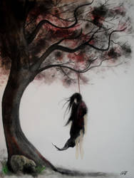 The Dying Tree by Risa087