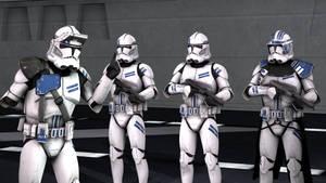 5th Fleet Security [4K SFM] by SucculentSoldier