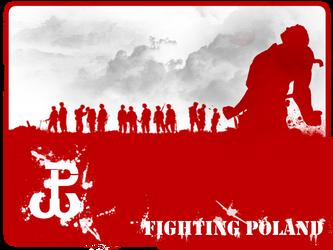 Fighting Poland by xOslox