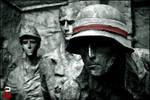 Warsaw Uprising Monument by xOslox