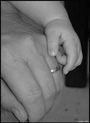 Big Hand, Little  Hand by Medbie