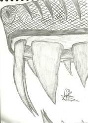 Dragon teeth by MrChiron