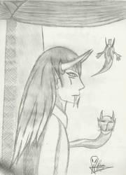 Izanagi by MrChiron
