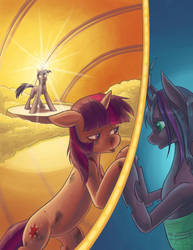 A Stitch in Time by Pixel-Prism