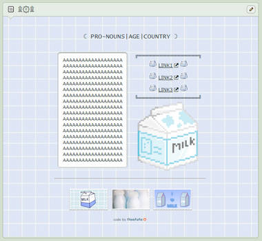 MILK custom box [F2U] ((UPDATED)) by milkcart0nangel