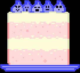 Trans Leches Cake by Tanukitsune1