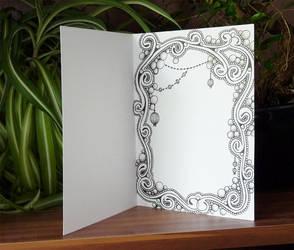 Birthday Card for Grandma (inside) by MarKvsADD