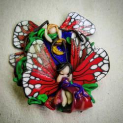Lady Butterfly  by MarKvsADD