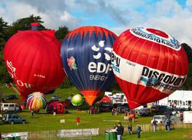 Bristol balloon fiesta 2008 by fatdeeman