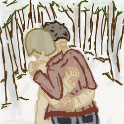 Purgatory Hugs by tcwordsmith