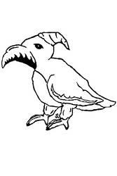 Birdasaurus by tcwordsmith
