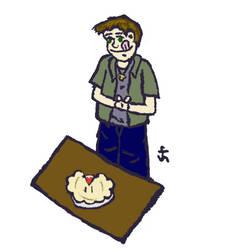 Dean x Pie by tcwordsmith