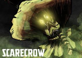 DDF2013 - Day 10: Scarecrow by BloodySamoan