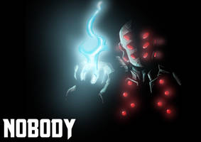 DDF2013 - Day 13: Nobody by BloodySamoan