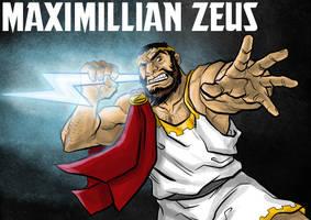 DDF2013 - Day 17: Maxie Zeus by BloodySamoan
