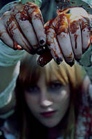 but they have bloody hands. by javertime