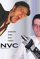 NVC: NERD VS. CRITIC by ChickenBobo
