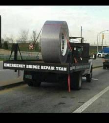 Emergency Bridge by cosenza987