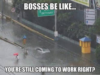 Bosses be like by cosenza987