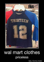 Wal-Mart clothes by cosenza987