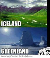 Greenland by cosenza987