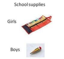School supplies by cosenza987