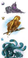 Pokemorphs by sevenluck