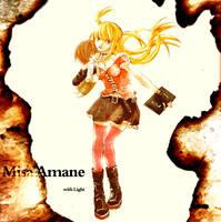 Misa Amane by TAKOROH