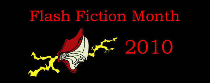 Offical FFM Challenger's Mug by Flash-Fic-Month