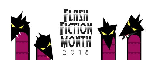 FFM 2018 Mug Design by Flash-Fic-Month