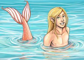 Fishy Fishy by ISolitude