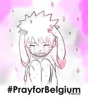 #PrayforBelgium by Feiuccia